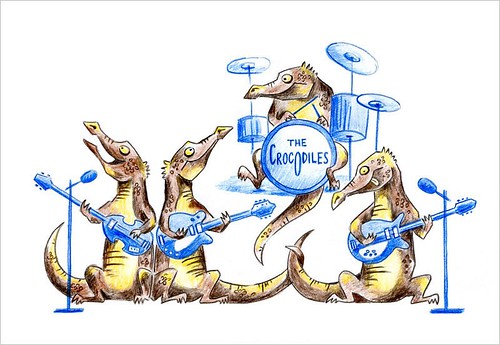 Crocoband / Крокобэнд