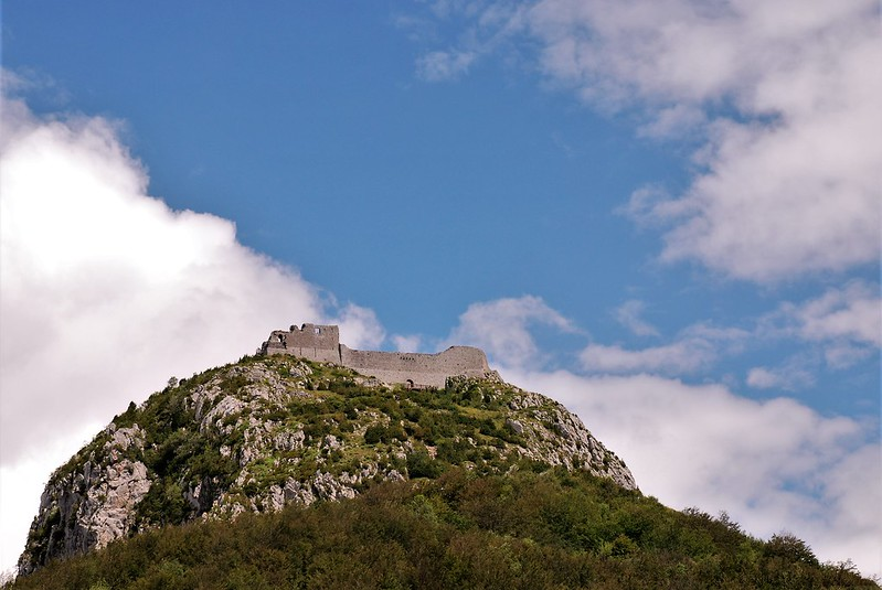 Castle of Montségur (France)