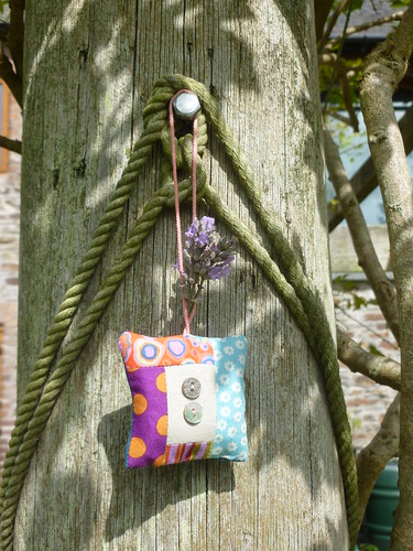 Mini lavender bag