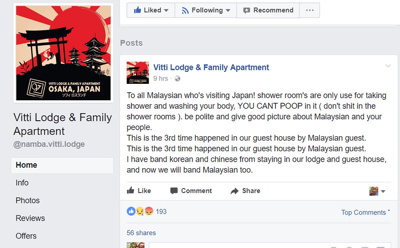 Vitti Lodge & Family Apartment statement