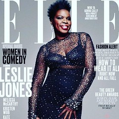 Leslie Jones also came out last night and she spoke to me when she said : own your hoe, own your crazy bitch. OWN IT. RAWR. SEND.