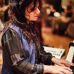 Wed, 06/09/2017 - 8:13am - Nicole Atkins and her band broadcast on WFUV Public Radio from Electric Lady Studios in New York City, 9/6/17. Hosted by Rita Houston. Photo by Gus Philippas/WFUV