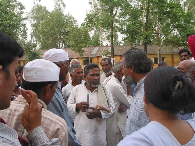 11th Gokulnagar to Bitodi (Uttaranchal) May,2003