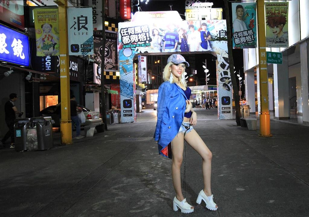Anal Girl in Hanzhong