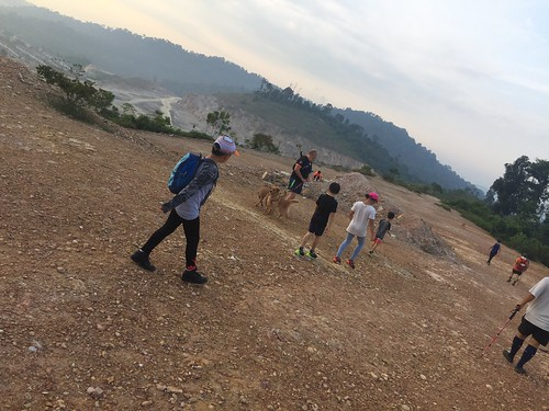 Merdeka Day Hike in Setia Alam