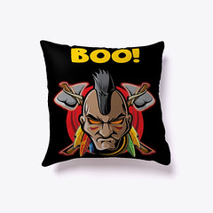 Halloween pillow