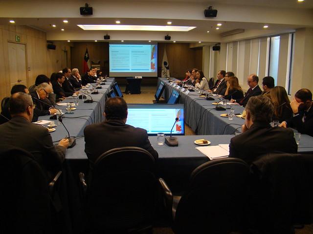 Reunión Consejo de Sofofa