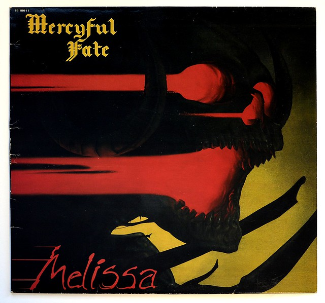 A0424 MERCYFUL FATE Melissa France 1079