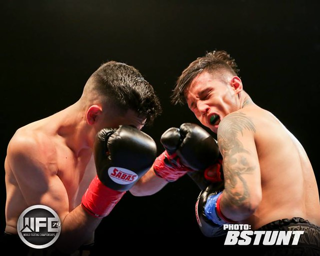 WFC 79 9/23/17 LIVE Boxing at Agua Caliente Casino