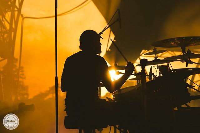 Tesseract - Argtangent, Bristol - 19/08/17