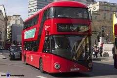 Wrightbus NRM NBFL - LTZ 1311 - LT311 - Deptford Bridge 453 - Go Ahead London - London 2017 - Steven Gray - IMG_5892