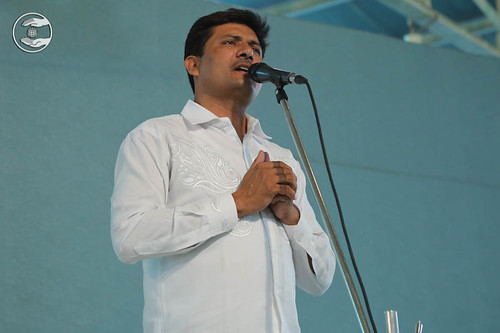 Devotional song by Jai Partap from Jaunpur, UP