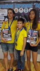 Международный турнир WKF «International Dojo Cup»55