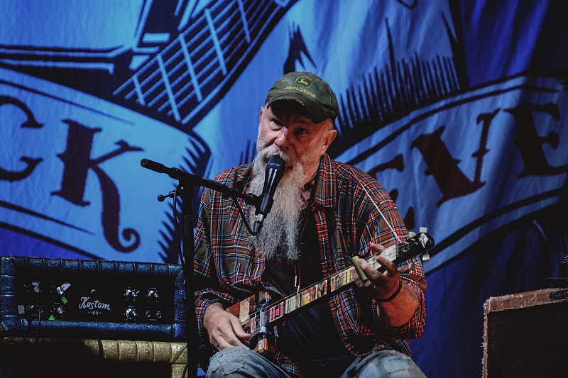 Seasick Steve at OnBlackheath