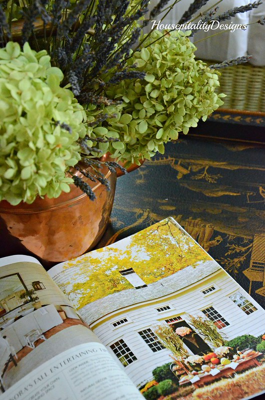 Romantic Homes Magazine-Housepitality Designs