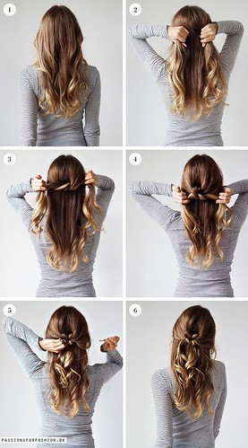 Hair Tutorials : 35 Stunning Hairstyles with Step-by-Step Tutorials...
