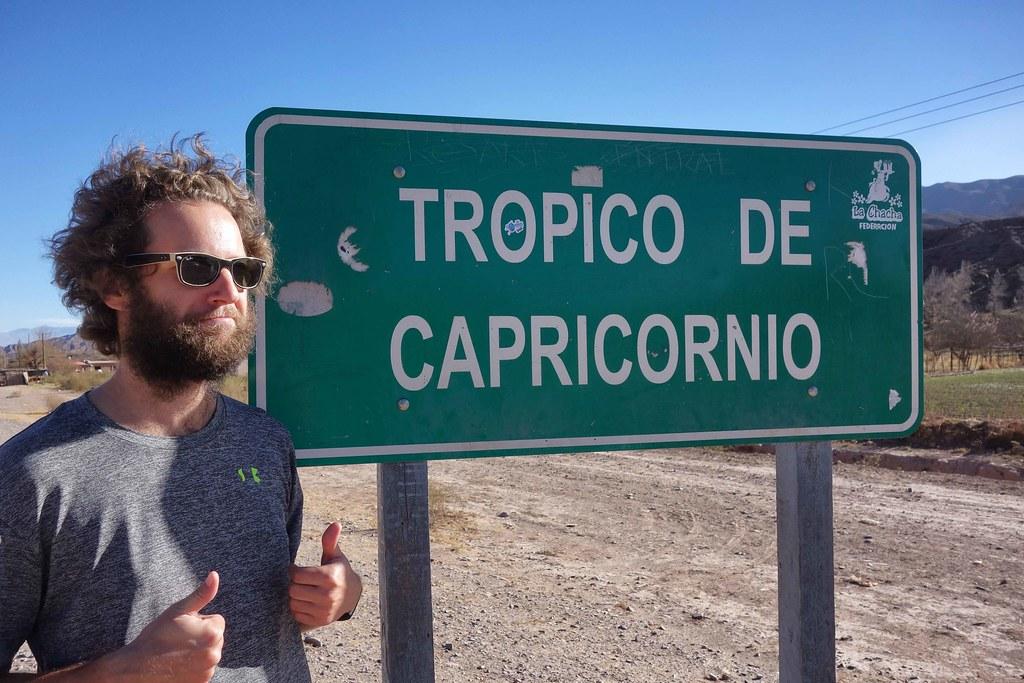 Tropique Capricorne - Flo