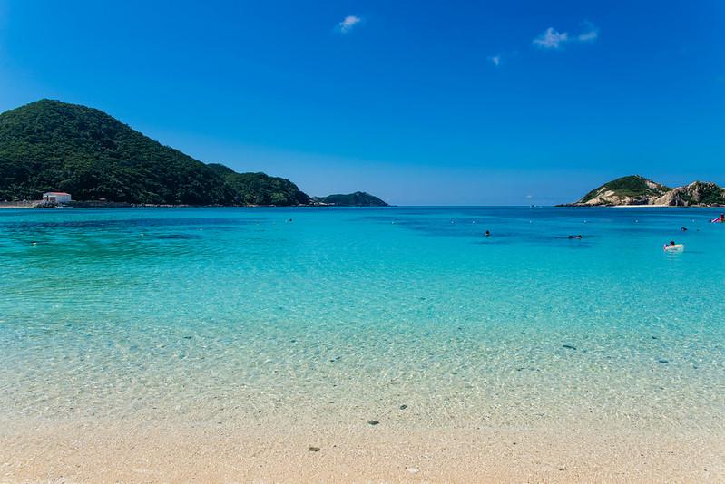 阿波連海灘 / 阿波連ビーチ