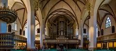 Die Orgel in der Stadtkirche St. Marien