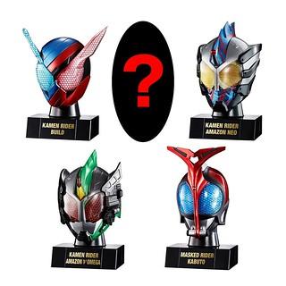 大好評 假面騎士《面具的世界》盒玩最新作「第四彈」公開!仮面ライダー仮面之世界4
