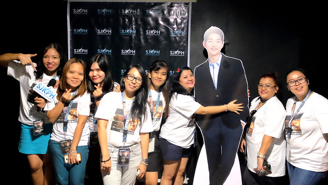 The Song Joong Ki Philippines Team