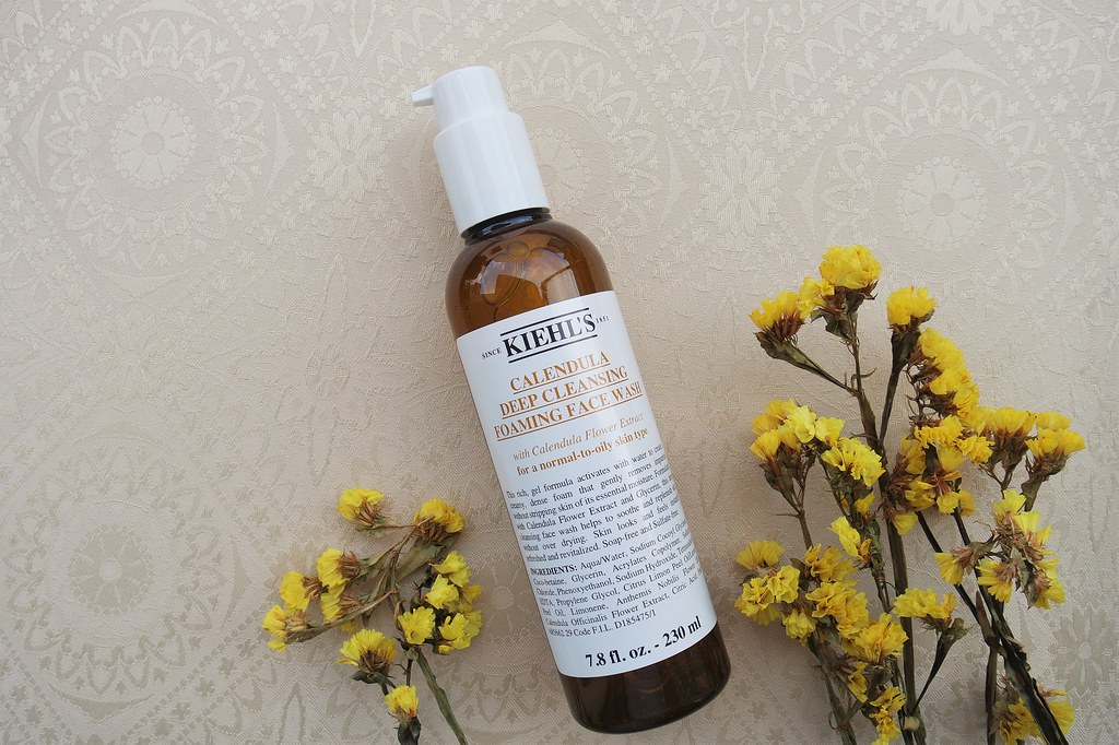 Kiehls Calendula Deep Cleansing Face Wash