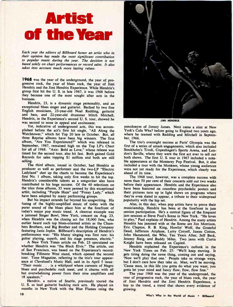 BILLBOARD MAGAZINE 1968-12-28