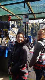 Queenstown - Shotover Jet and Canyon Swing