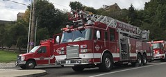 South Kitsap Fire and Rescue Ladder 31