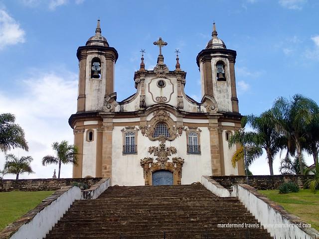 Igreja de Nossa Senhora do Carmo Ouro Preto