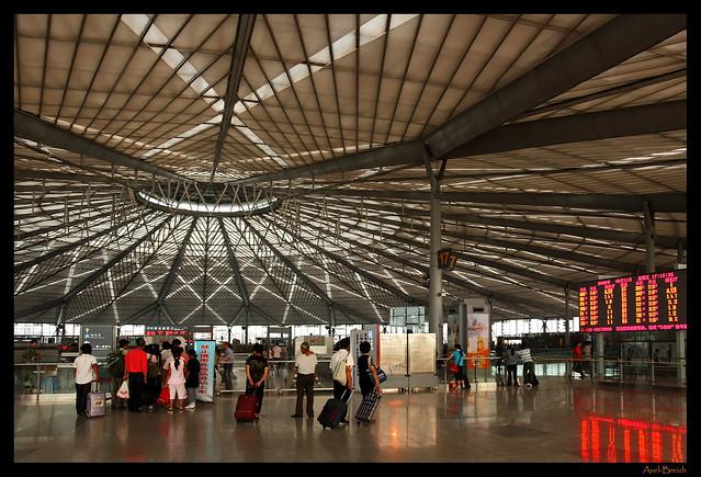 上海南站 - Shanghai South Railway Station