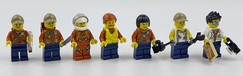 LEGO City Jungle 60161 Jungle Exploration Site 21