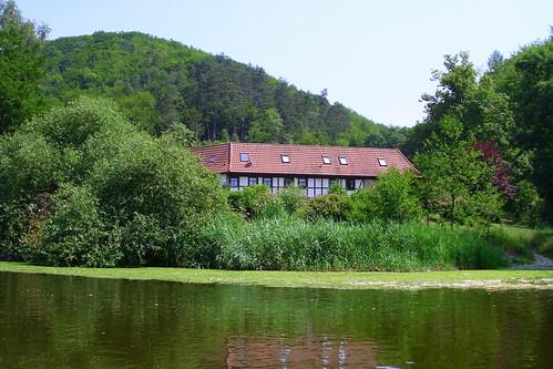 Gasthaus Probsteizella an der Werra