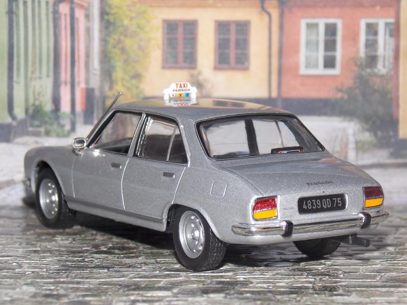Peugeot 504 - Paris - 1977 - Altaya
