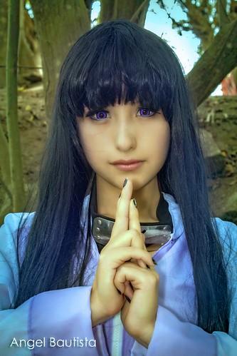Naruto Hinata Sakura Cosplay by Rini & Narumy