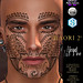 -Nivaro- 'Maori 2' Tattoo Appliers Advert