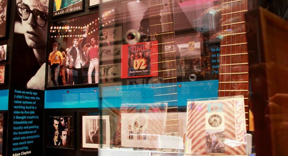 U2: Made in Dublin | Mooistestedentrips.nl