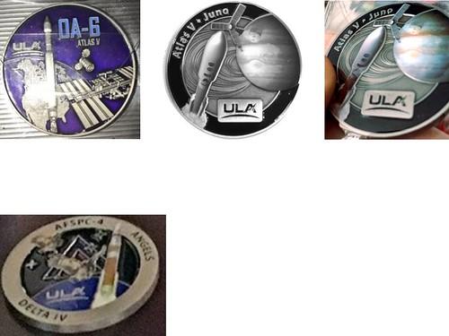 ULA Coins - 9-9