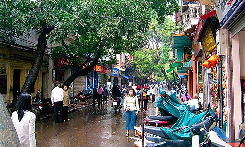 Hanoi ancient Vietnamese city