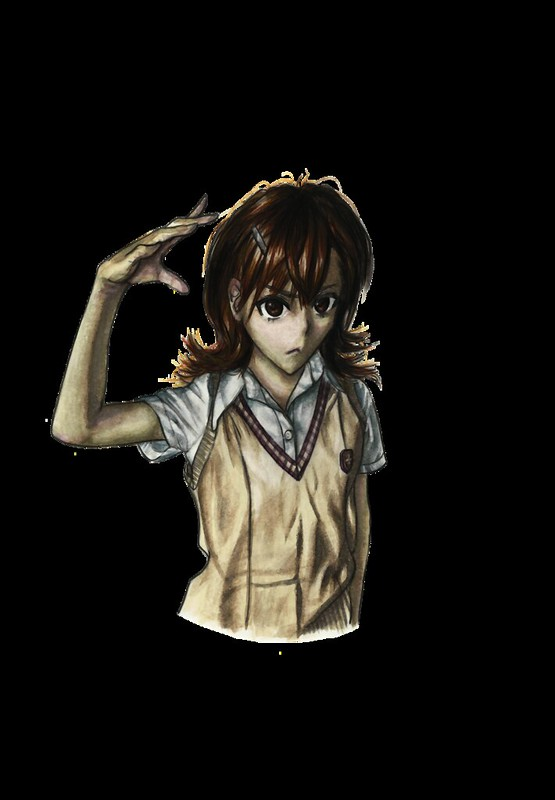 misaka mikoto railgun no background resize