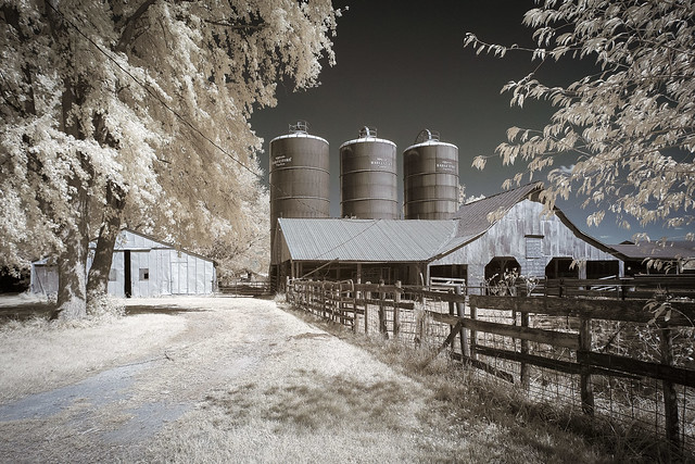 Rural Farm Infrared