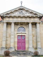 Façade de l'Hôpital de la Charité - Photo of Champigny-lès-Langres