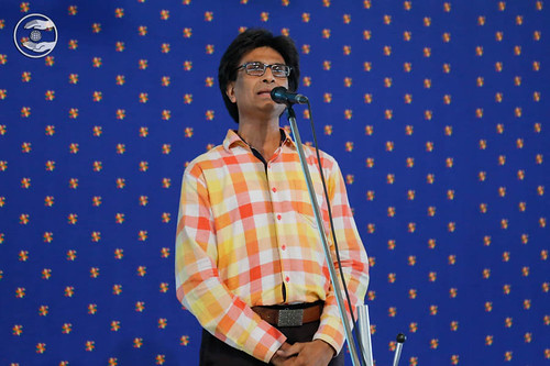 Devotional song by Vikram from Kiran Vihar, Delhi