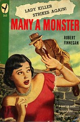 Bantam Books 363 - Robert Finnegan - Many a Monster