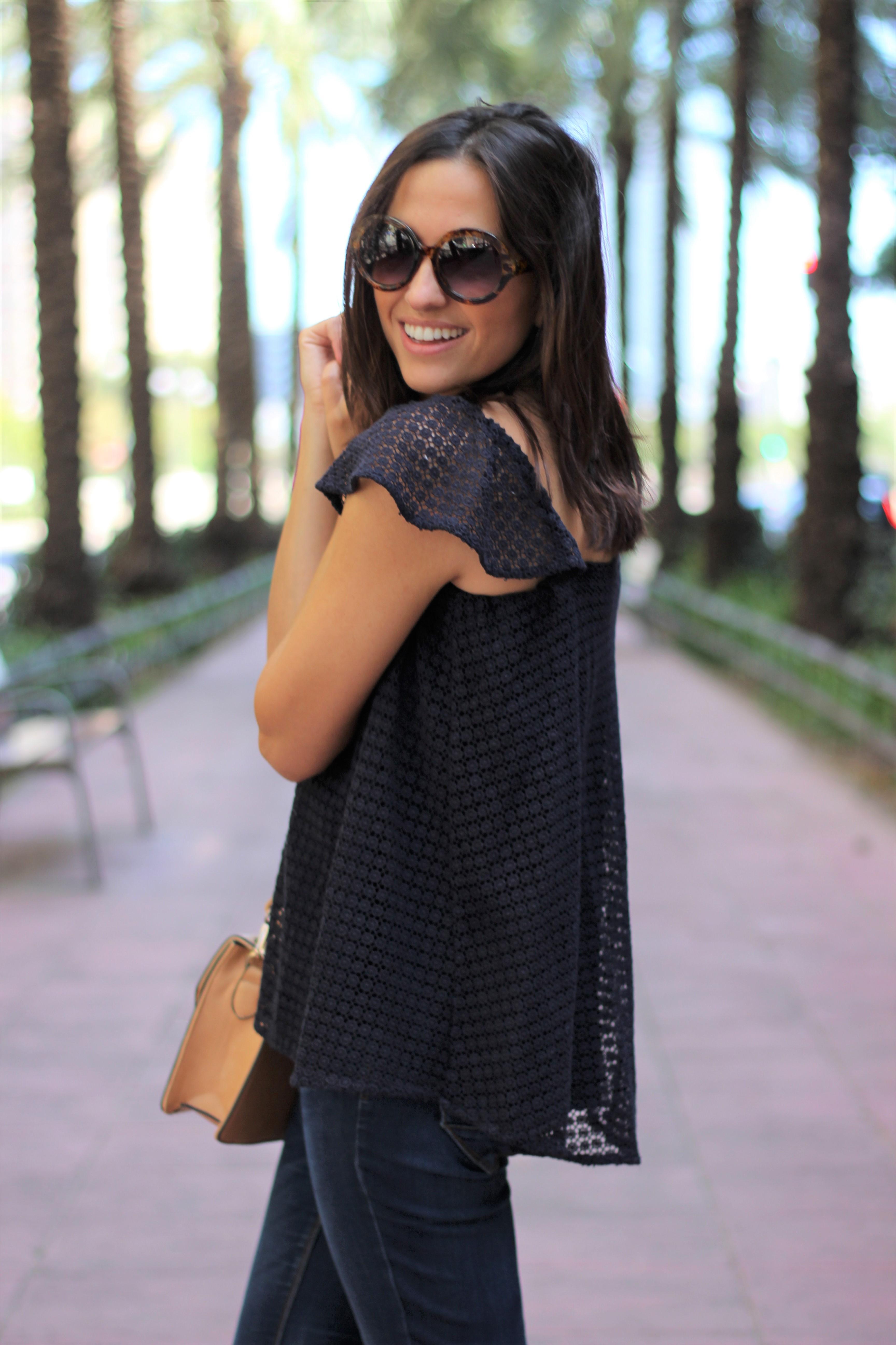 Look azul marino_ Rojo Valentino Blog (36)
