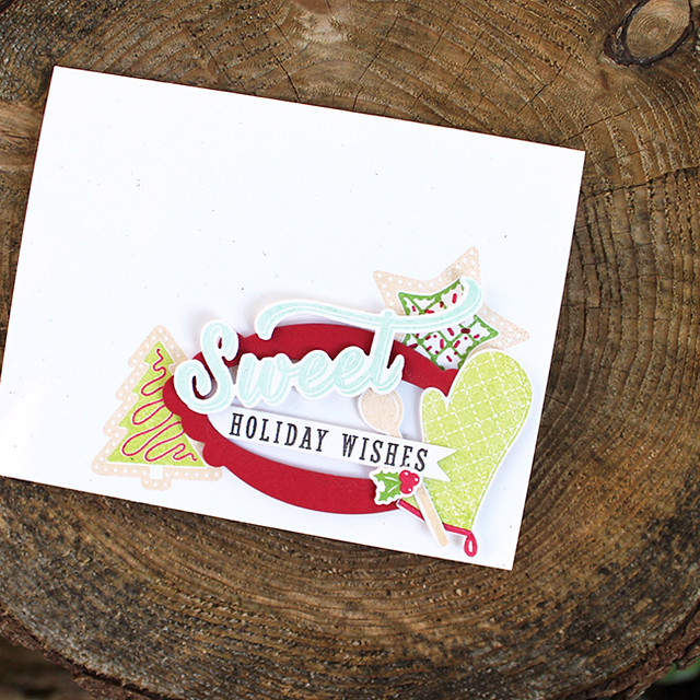 Sweet Holiday Wishes Card 3