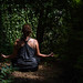 Meditation in the woods-2