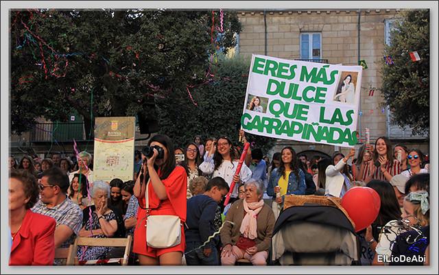 #BriviescaFiestas17 Lectura del pregón y Proclamación de las Reinas (19)