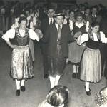 1957 Jugenballauftanz Pfarrsaal