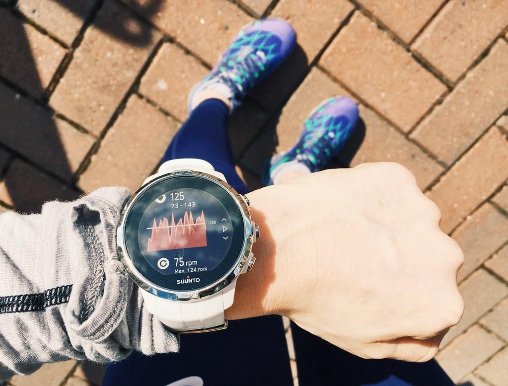 Running summer 2017